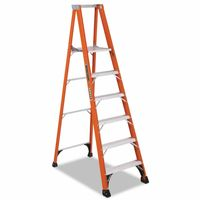 Louisville Ladder® FP1400HD Series Brute™ 375 Fiberglass Platform Step Ladders