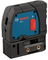 Bosch Power Tools 3-Point Self-Leveling Alignment Lasers