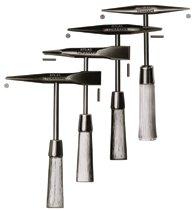 Atlas Welding Accessories Wood-Grip Tomahawks®