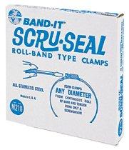 Band-it® Scru-Seal™ Clamp Band Sets