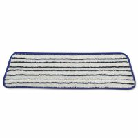 Rubbermaid Commercial Microfiber Finish Mop Heads