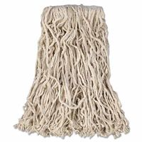 Rubbermaid Commercial Economy Cotton & Rayon Cut-End Wet Mops