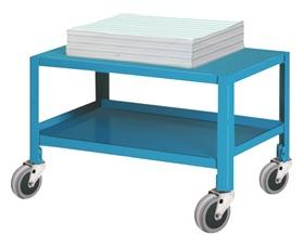 STOCK CARTS - HPDC-36RW / IL-1225-IB SERIES MOBILE CABINET BENCH