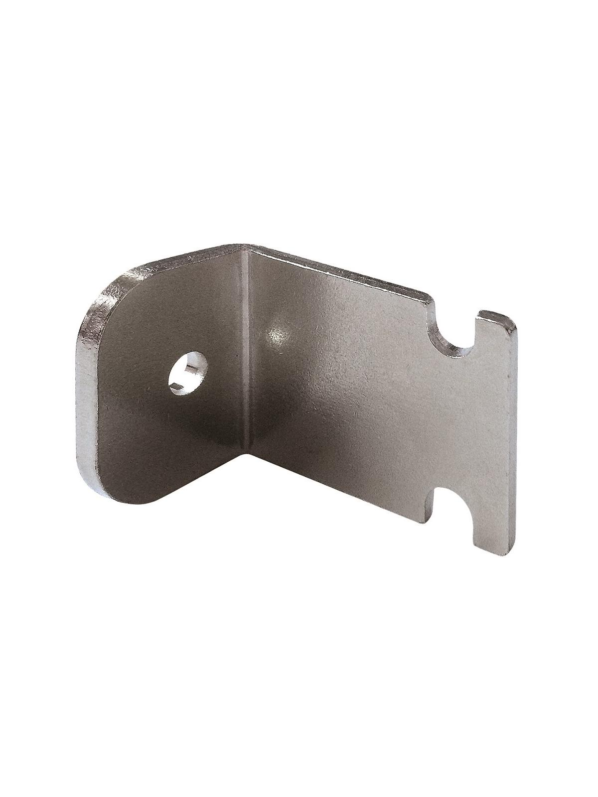 Wire Louvered Panels Offset Mounting Clips At Nationwide