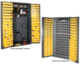 OPTIONAL DRAWER DIVIDERS FOR SMALL PARTS STORAGE & SECURITY CABINETS