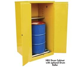 FLAMMABLE DRUM CABINET ACCESSORY