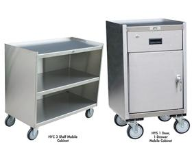 HYV136-U5 - STAINLESS STEEL MOBILE CABINETS at Nationwide ...