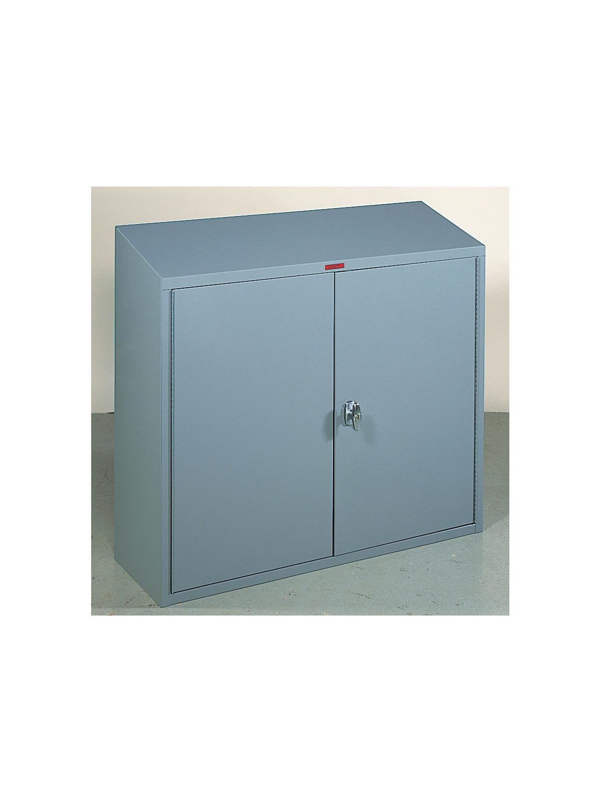 Slope Top Wall Cabinet At Nationwide Industrial Supply Llc