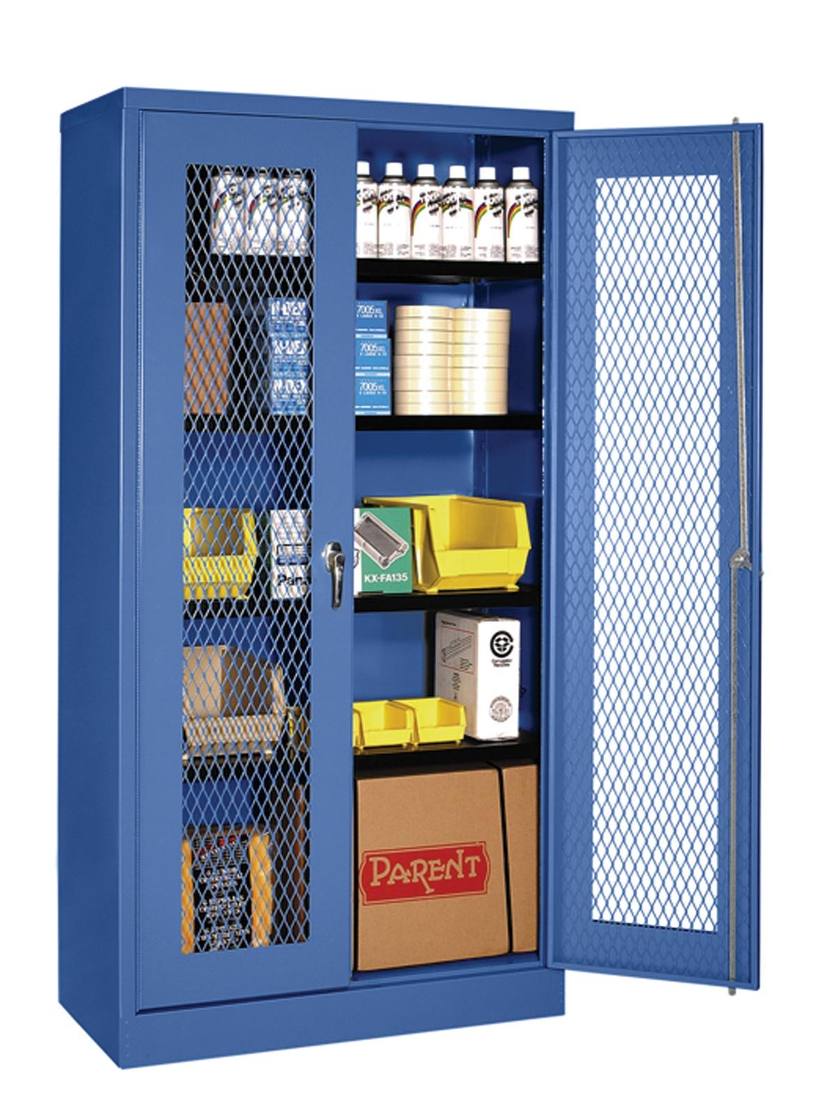 Heavy Duty Visual Storage Cabinets At Nationwide