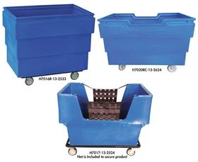 DPI RECYCLE CARTS