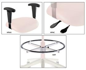 ERGONOMIC STANDARD AND BTN SERIES OPTIONS