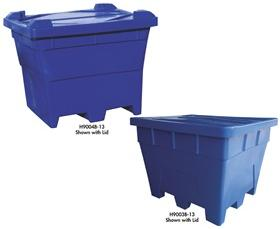 DPI FORKLIFTABLE BULK CONTAINERS