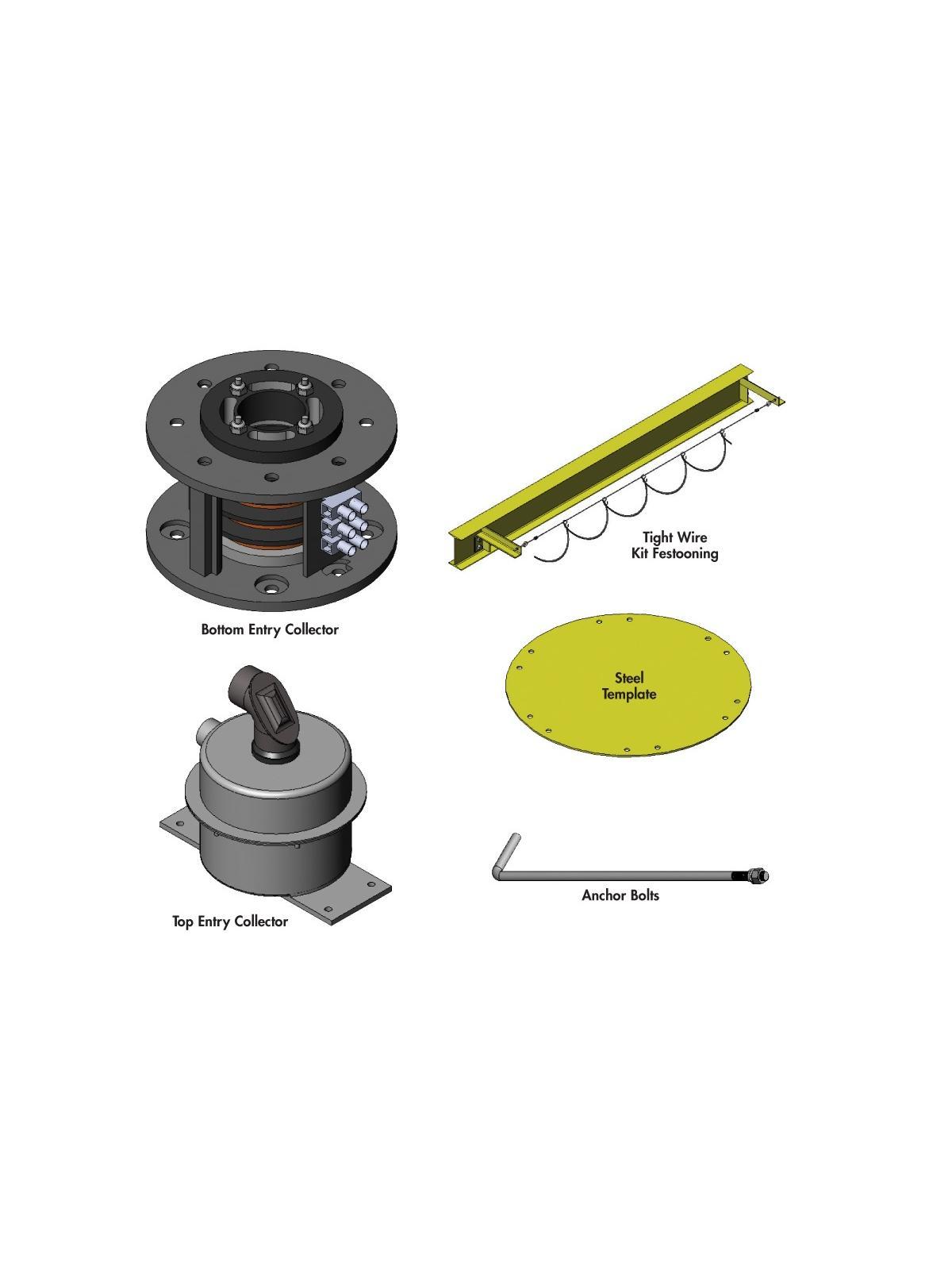 Pillar Base Mounted Jib Crane Accessories Nationwide Industrial Supply Llc