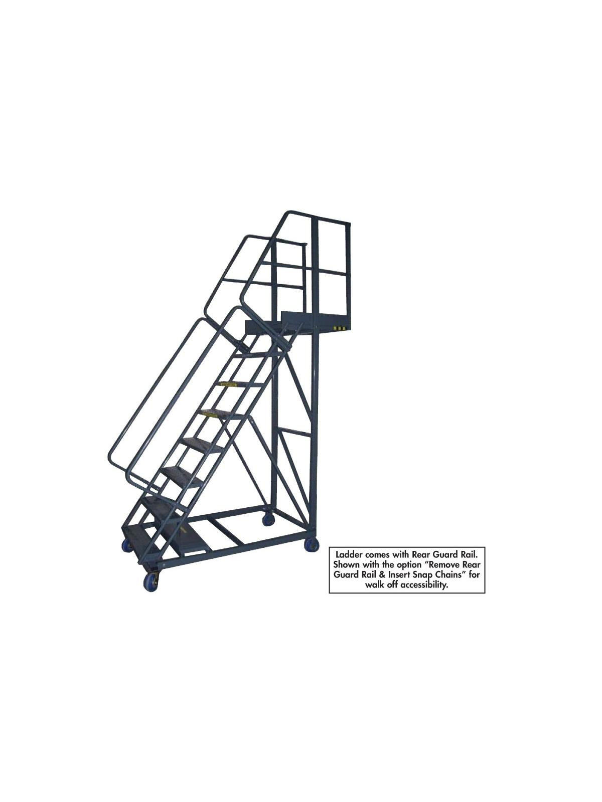 Cantilever Ladders At Nationwide Industrial Supply Llc
