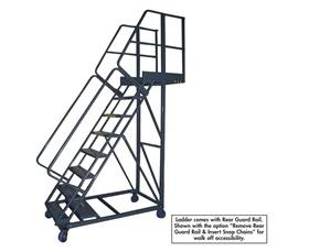 SNAP CHAIN FOR CANTILEVER LADDER