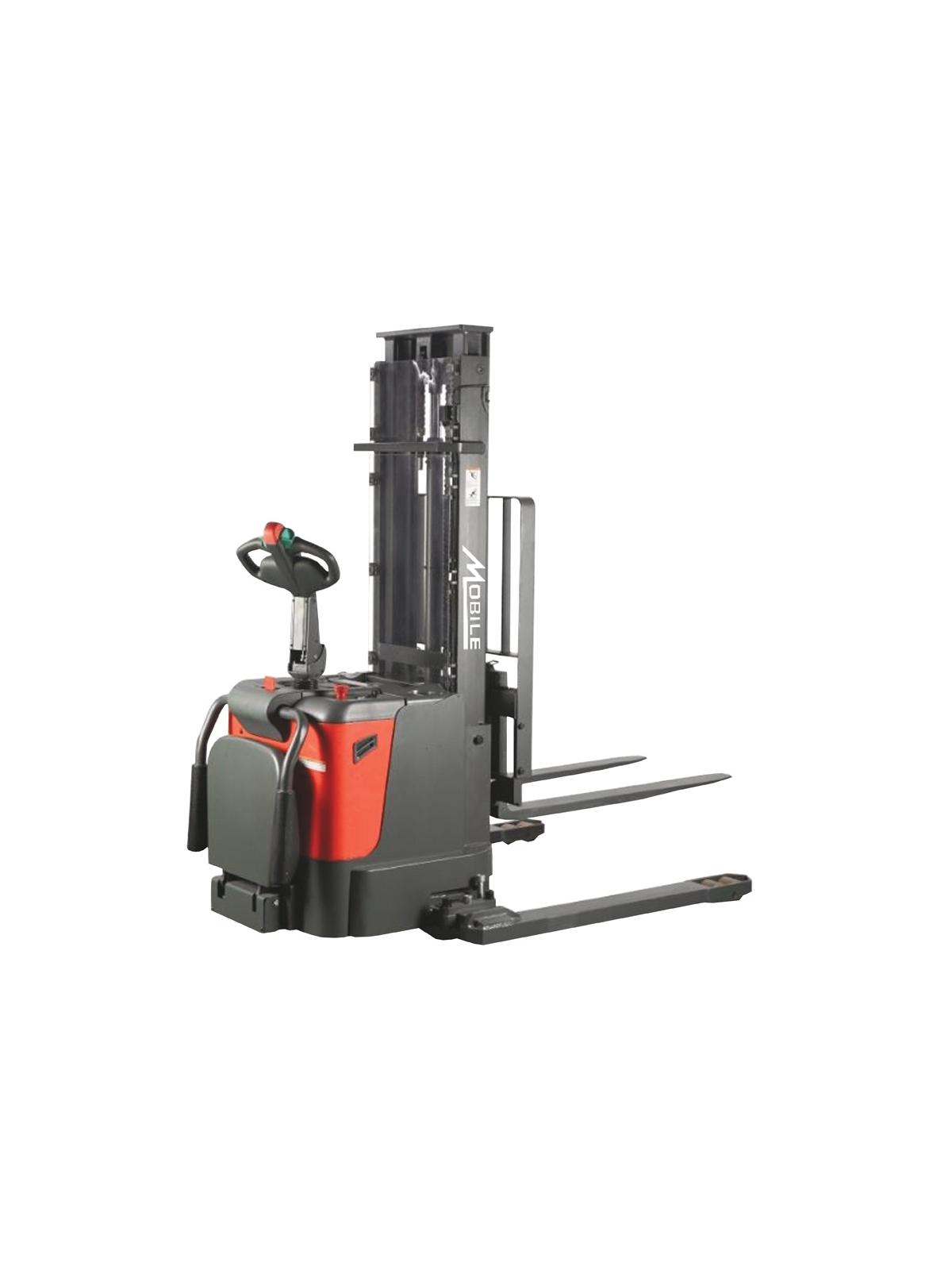 Aps Full Electric Self Propelled Stacker At Nationwide