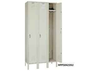 STEEL SET-UP LOCKERS