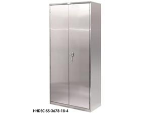 INDUSTRIAL STAINLESS STEEL CABINETS