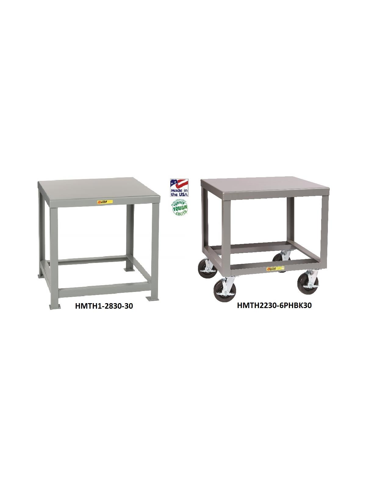 Machine Tables Welded Machine Tables Nationwide Industrial Supply - Metal table with shelves