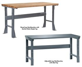 Industrial Workbenches | Work Tables & Packing Tables for