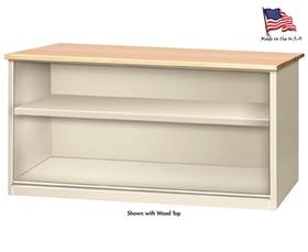 BASIC CABINET WORK BENCH WITH SHELF