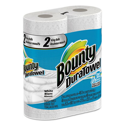 Bounty® DuraTowel Paper Towels