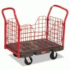 Rubbermaid® Commercial Side Panel Platform Truck