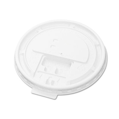 Boardwalk® Hot Cup Tear-Tab Lids