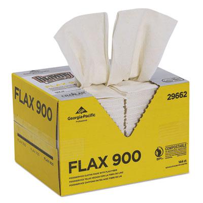 Brawny® Dine-A-Cloth® Dine-A-Cloth® FLAX Foodservice Wipers