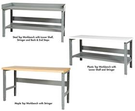 CHANNEL LEG WORKBENCH