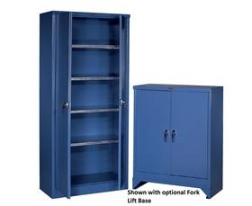 VISUAL STORAGE CABINETS · XHD EXTRA HEAVY DUTY STORAGE CABINETS
