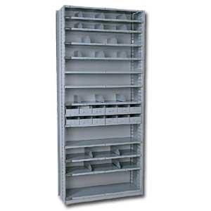 AUTOMOTIVE (Sliding Shelf) SHELVING