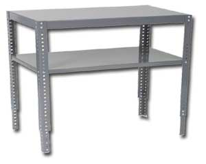 Merveilleux MACHINE TABLES · BASIC WORK TABLE