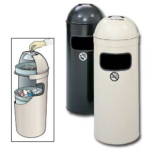 Smoker Receptacles