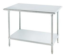 SS SERIES STAINLESS STEEL WORK TABLES