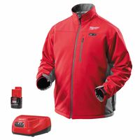 Milwaukee® Electric Tools M12™ Cordless Red Heated Jacket Kits