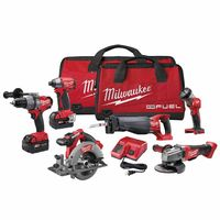 Milwaukee® Electric Tools M18™ FUEL™ Lithium-Ion Cordless Combo Kit