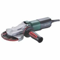 Metabo Flat Head Paddle Switch Angle Grinders