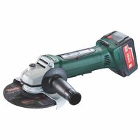Metabo WP 18 LTX 150 Cordless Angle Grinder with Paddle Switch