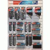 Crescent® 21 Piece Socket And Wrench Set Displays