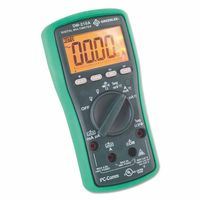 Greenlee® DM-210A Digital Multimeter with Auto and Manual Ranging