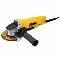 """DeWalt® 4 1/2"""" Paddle Switch Small Angle Grinder"""