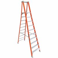Louisville Ladder® FXP1700 Series Fiberglass Pro Platform Ladder