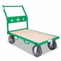 Greenlee® GMX Modular Cart System Flatbed Cart Kit