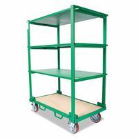 Greenlee® GMX Modular Cart System Shelving Cart Kit
