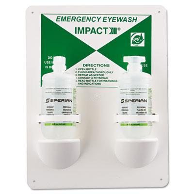 Impact® Double Eye/Face Wash Station