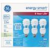 GE Energy Smart® Compact Fluorescent Spiral Light Bulb