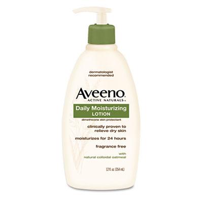 Aveeno® Active Naturals® Daily Moisturizing Lotion