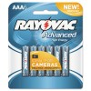 Rayovac® Advanced High Energy Alkaline Batteries