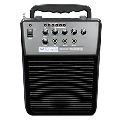 AmpliVox® MityVox® Wireless Portable PA System
